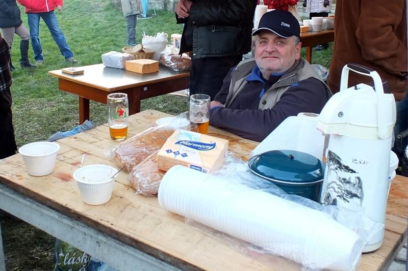 Štěpánský košt gulášů v Topolné