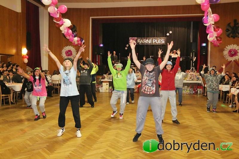 Farní ples v Dolním Němčí