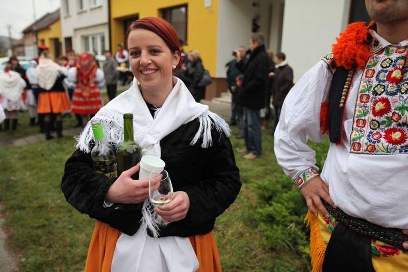 Slovácké hody s právem v Blatnici pod sv. Antonínkem