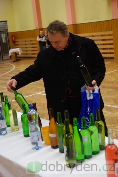 Svěcení vína v Boršicích