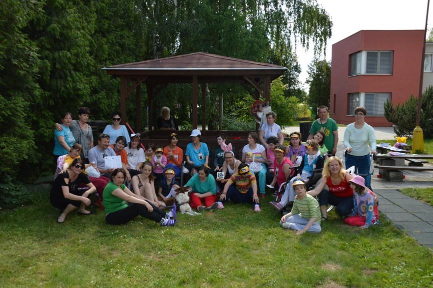 Návštěva Bělinky v Kunovicích pejskaři ze Zlechova