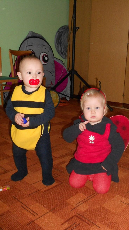 Dětský karneval v Částkově