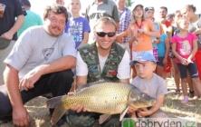 Rybářské závody - Staroměstký Čochtan 2012