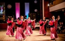 Ples seniorů v Uherském Hradišti