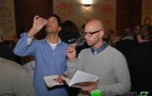 Košt košer a mešních vín ve Velehradě