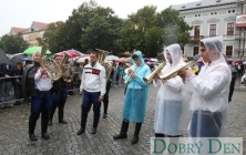 Průvod Slováckých slavností vína, díl druhý