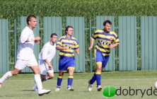 Fotbalové utkání I.B Slavkov - Strání
