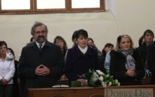 Mši za umučeného sloužil kardinál Duka