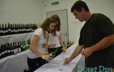 Košt vína a burčáku v Drslavicích