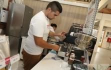 Beseda o káve ve Slovácké tržnici