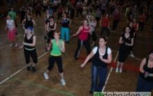 Zumba party v Boršicích 2011