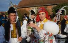 Slovácké hody s právem ve Zlámanci 2010