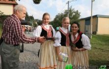 Slovácké slavnosti vína - Vinohradská ulice