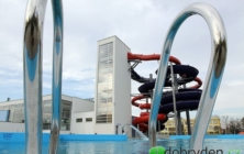 Exluzivní pohled do nového aquaparku