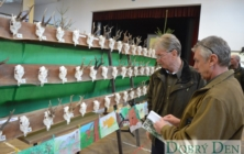 Chovatelská výstava trofejí v Boršicích