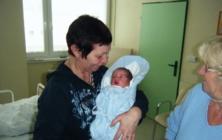 V kraji se narodila i první dvojčata