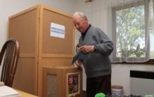 Střípky z volebních místností