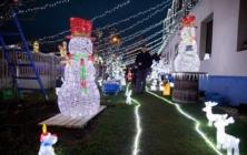 Vánoční dům na Velehradě