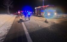 Tragická nehoda u Zlechova