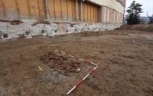 Archeologické objevy v areálu bývalé sodovkárny