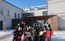 Školní fašank v ZŠ Kunovice U Pálenice