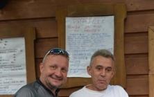 Sbírka na postižené tornádem v hospůdce V Sadech