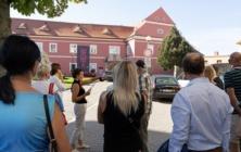 Prohlídky města během Slováckých slavností vína