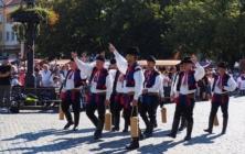 Mikroregion Dolní Poolšaví na Slováckých slavnostech vína