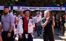 Mikroregion Bílé Karpaty na Slováckých slavnostech vína