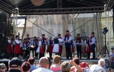 Mikroregion Východní Slovácko na Slováckých slavnostech vína