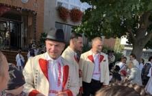 Slovácké hody s právem v Traplicích 2021