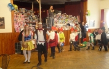Dětský karneval v Medlovicích