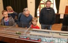 Výstava modelové železnice v Uherském Hradišti