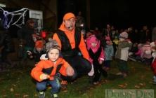 Oslava Halloweenu v areálu REC Group