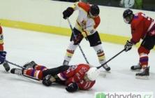 Hokej Uh. Ostroh - Uh. Hradiště
