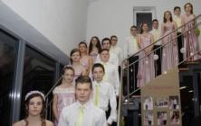 Školní ples v Březové