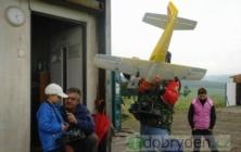 Sraz aviatiků v Bojkovicích
