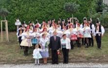 Slovácké hody s právem v Sušicích 2012