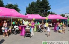 Otevírání dětského hřiště Rákosníček ve Starém Městě