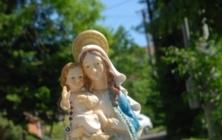 Pouť k Panně Marii v Hostějově