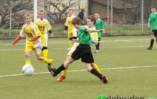 Meziokresní turnaj mladých fotbalistů