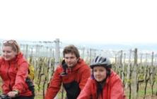 9. ročník Na kole vinohrady