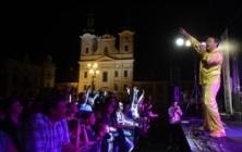 Slovácké léto na Masarykově náměstí