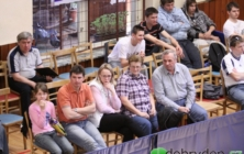 Volejbalové utkání Nivnice - Pacov