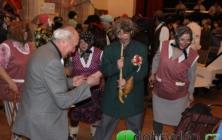 Jubilejní maškarní ples v Kudlovicích