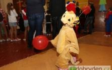 Dětský karneval v Tupesích