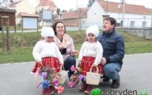 Vítání jara v Hradčovicích