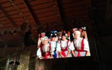 Hradišťánek II na festivalu Swieto Dzieci Gór v Polsku