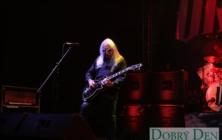 Koncert Uriah Heep v Hluku