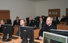 Europoslanec Tošenovský na UTB v Uherském Hradišti